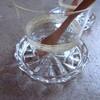 耐熱のデザートグラス