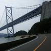 しまなみ海道サイクルツアー レポート DAY1
