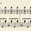 最近よく弾く練習曲の巻
