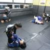 土曜日キッズクラス、一般柔術クラス。