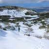 ◆Yさんより「新雪の鳥海山にてⅡ」