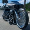 パーツ:Voodoo Bike Works「2014 + Street Glide Dual Headlight Outer Fairing」