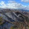 群馬県・鳥帽子岳 (西上州)[20/02/08] ~シボツ沢登山口からマルを経由するコース~