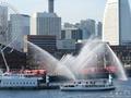 街の安全を守る横浜消防局の技術を肌で感じる「横浜消防出初会式2018」