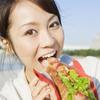 体質改善には食事も大切!