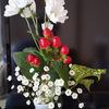 花について生け方東洋と西洋の違い