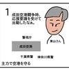 東山さんが守るもの【4コマ漫画】