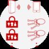 【これで解決】Wifi-無線LANセキュリティ設定の違いがスッキリわかるゾ