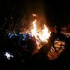 秋田県の冬のケンカ祭り「六郷の竹打ち」を紹介します。