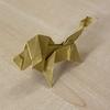 折り紙 ライオン
