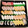 【コストコ】 ファミリー寿司は48貫の大ボリューム!