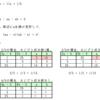 エジプト式分数問題(8)の解