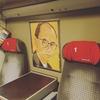 スイス鉄道の返信とスイス史の人物