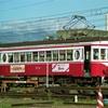 再び里帰りした510形 元気な頃の名古屋鉄道・田神線