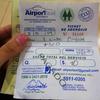 グアテマラ、ラ・アウロラ国際空港からアンティグアまでのシャトルバス