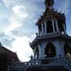 カオサン中心街にある寺院 ワット・チャナ・ソンクラーム(Bangkok)