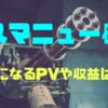 【ス、ス、スマニュー砲直撃⁉︎】ブログ歴2ヶ月目にしての初体験  〜PVや収益、スマニュー砲を狙う為の考察もしてみた〜