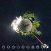岐阜 飛騨高山 輝く星空を360写真で撮影! #360pic