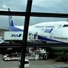 「Thanks for jumbo 」 記憶上では初の沖縄!①. ANA(NH) 137便 B747-400D 東京(羽田)→沖縄(那覇) 普通席搭乗記