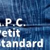 A.P.C. Petit Standard 10ヵ月経過