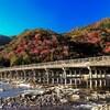 京都へ紅葉を見に行く旅