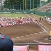 マクドナルド・トーナメント東京都大会開会式(2019年)/今年はマクドナルド兼フィールドフォースで開催ありがとう!