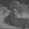 Blenderチュートリアル動画、Micropolygon Displacementがすごい