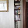 本棚と棚板とレシピ本