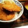新潟名物タレかつ丼をワンコインランチで食べる