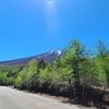 第17回Mt.富士ヒルクライムれぽ 年代別21位 1時間10分46秒