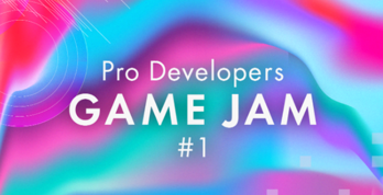 ProDevelopers GameJamを主催しました