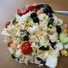 イタリア料理レシピ パスターお米のサラダ インサラータ・ディ・リーゾ