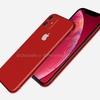 iPhone XR(2019)のCADレンダー画像:背面カメラデザインが良くも悪くも特徴的