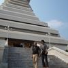 タイ・バンコクへ行く!(2日目)ワット・パークナム寺院へ行く