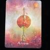 今日のカード The Arrow