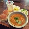 チリとスープ