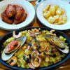 【今日の食卓】サイゼリヤで「地中海ピラフのオーブン焼き(パエリア風)~ご飯のカリカリ感が気に入った