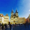 インスタ映え間違いなし!プラハ旧市街広場の観光スポット!