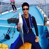 神戸沖でタチウオジギング