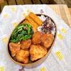 むね肉の塩麹から揚げ弁当と糖質制限弁当