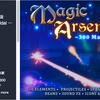 Magic Arsenal ビーム、噴射、魔方陣!発光する美しい魔法のエフェクト300種類