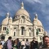 1人ぼっちパリ  サクレクール寺院