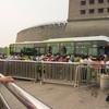 万里の長城に行きました。