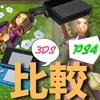【ドラクエⅪ】3DS版とPS4版を比べてみたら、なんじゃこりゃな結果に・・