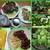 17/05/17の晩ご飯(牛肉のタタキ)