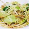 ツナと野菜炒め