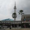 【マレーシア国立モスク(マスジッド・ネガラ)】マレーシア/クアラルンプール