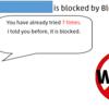 【使えるChrome拡張】見たくないサイトをブロックする「Block site」