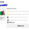 Switch買えないから公式サイトで注文した