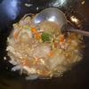 幸運な病のレシピ( 1616 )朝:八宝菜風、マユのご飯